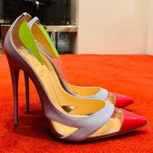 Brand NEW, Christian Louboutin Blake is Back Heels